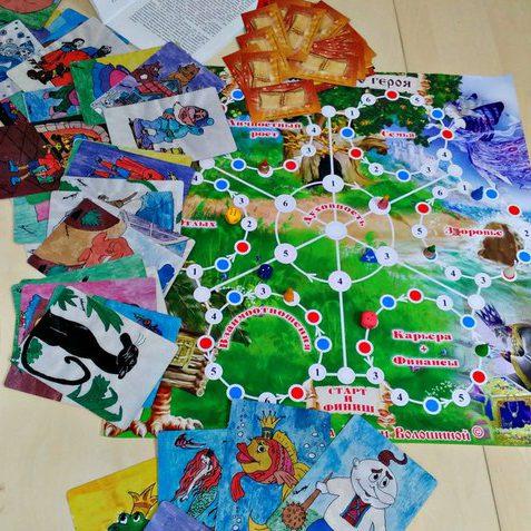 Путь сказочного героя. Психологическая игра,МАК,метафорические ассоциативные карты,интернет-магазин МАК