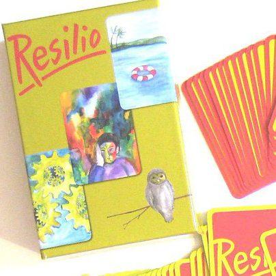 Resilio (Ресилио),купить МАК в интернет-магазине,метафорические ассоциативные карты купить недорого