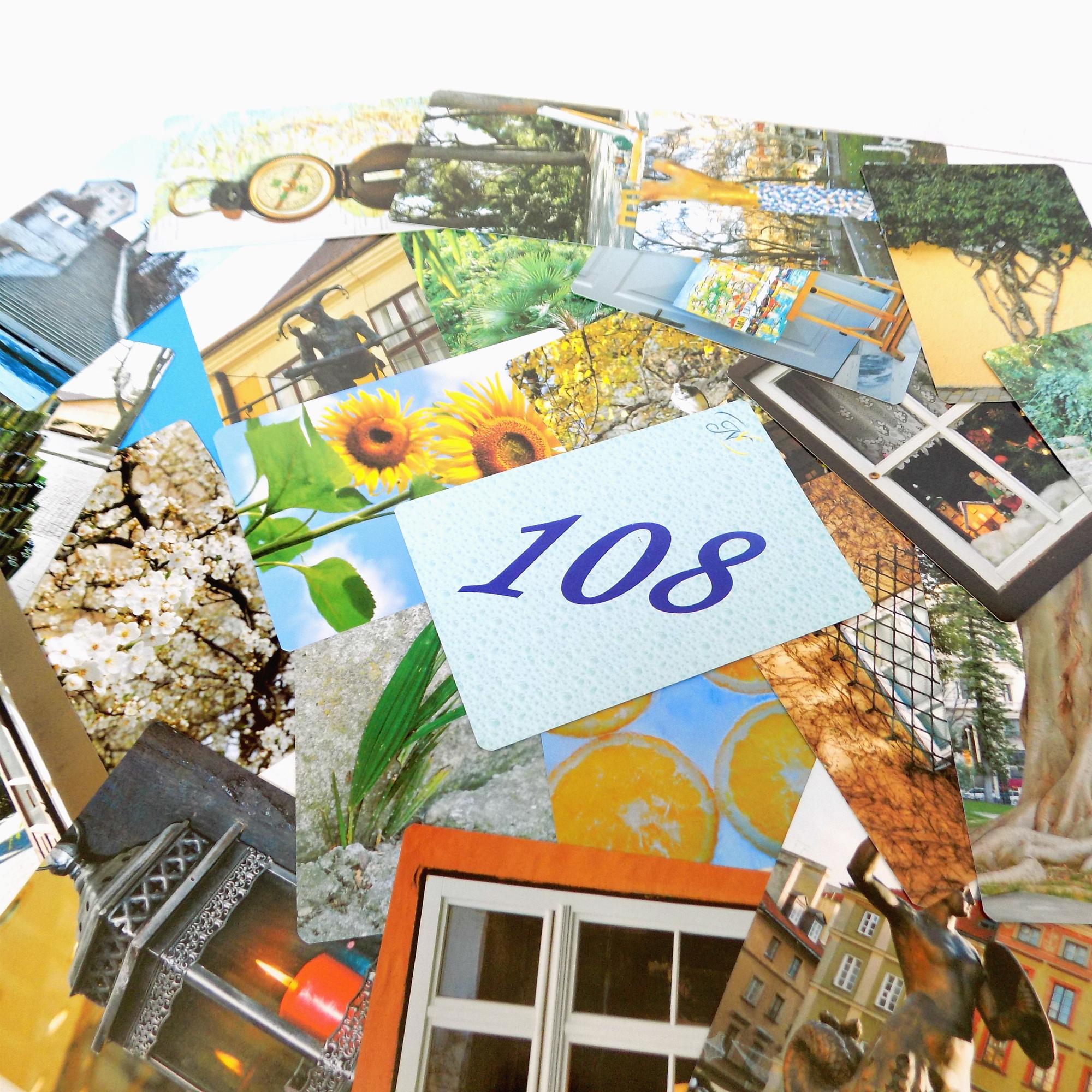 108, Макомания, метафорические карты купить онлайн