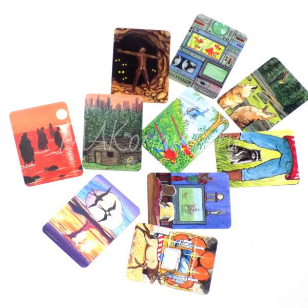 купить МАК Хабитат онлайн в интернет-магазине,метафорические ассоциативные карты