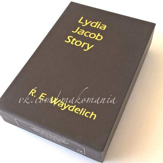 Lidia Jakob Story (История Лидии Якоб).,метафорическме ассоциативные карты купить в интернет-магазине,МАК,заказать МАК
