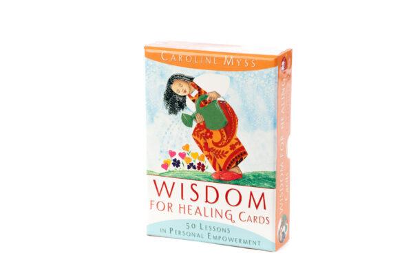 Макомания Мудрость исцеления (Wisdom for healing Cards), метафорические карты, интернет-магазин мак, купить мак