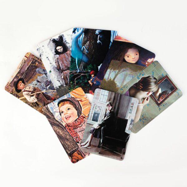 Макомания Детство глазами художника, метафорические карты, интернет-магазин мак, МАК,купить МАК