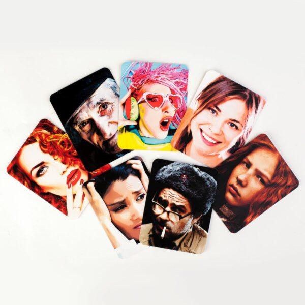 Портреты Макомания, метафорические карты, интернет-магазин мак, купить мак