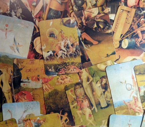 Bosch Метафорические ассоциативные карты