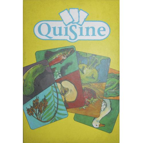 Quisine(Кухня).Метафорические карты