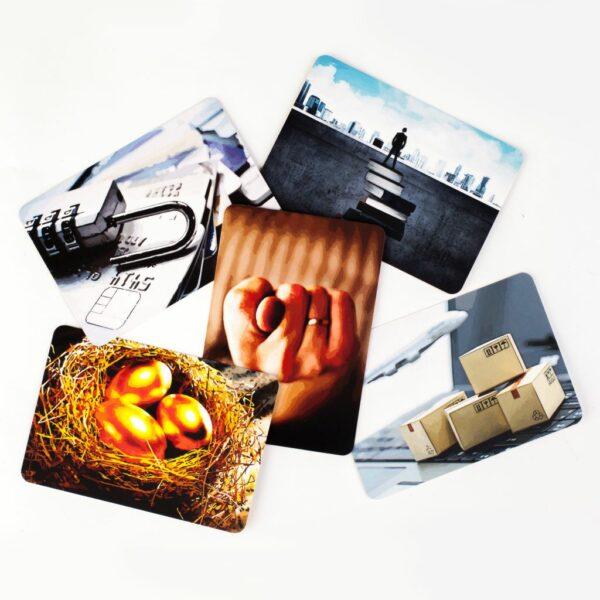 Макомания, деловая колода, метафорические карты, интернет-магазин мак, купить мак