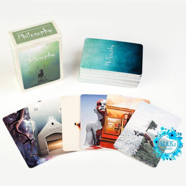 Philosophy (Философия) Макомания, метафорические карты, интернет-магазин мак, купить мак