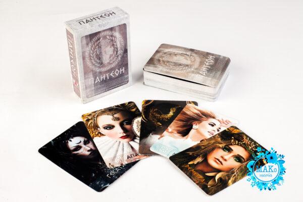 Макомания Пантеон, метафорические карты, интеренет-магазин мак, купить мак