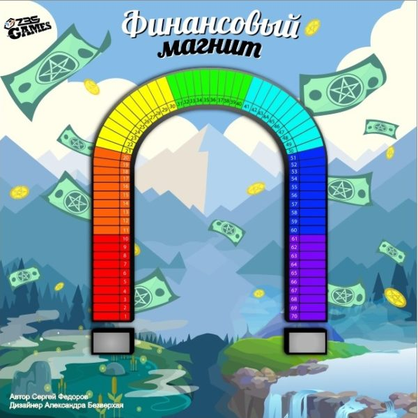 Финансовый магнит, психологическая игра, трансформационная игра