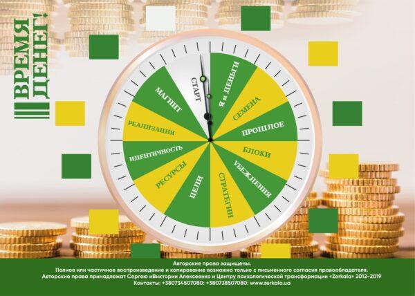 Время денег, Макомания, метафорические карты, интернет-магазин МАК, купить МАК