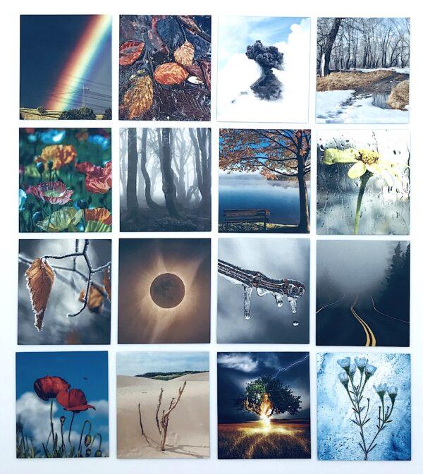 Погода внутри меня, Макомания, метафорические карты, купить МАК, интернет-магазин МАК