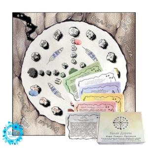 Белая дорога, Макомания, психологическая игра, метафорические карты, МАК