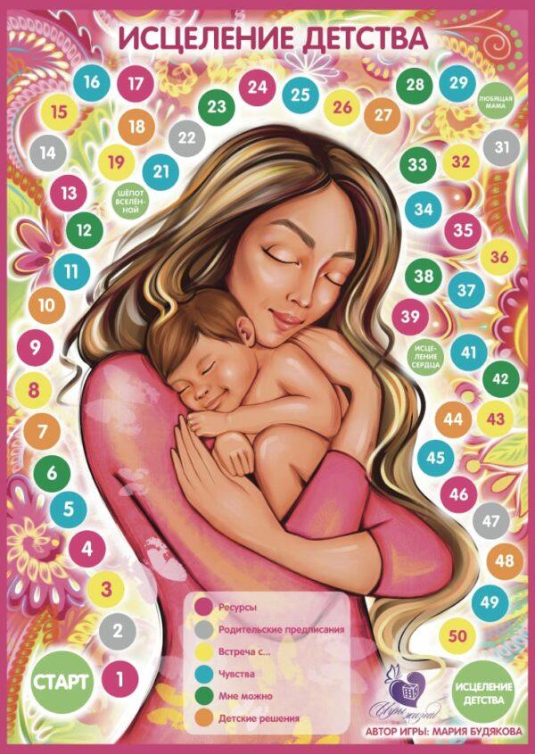 Исцеление детства, Макомания, трансформационная игра, метафорические карты, интернет-магазин мак