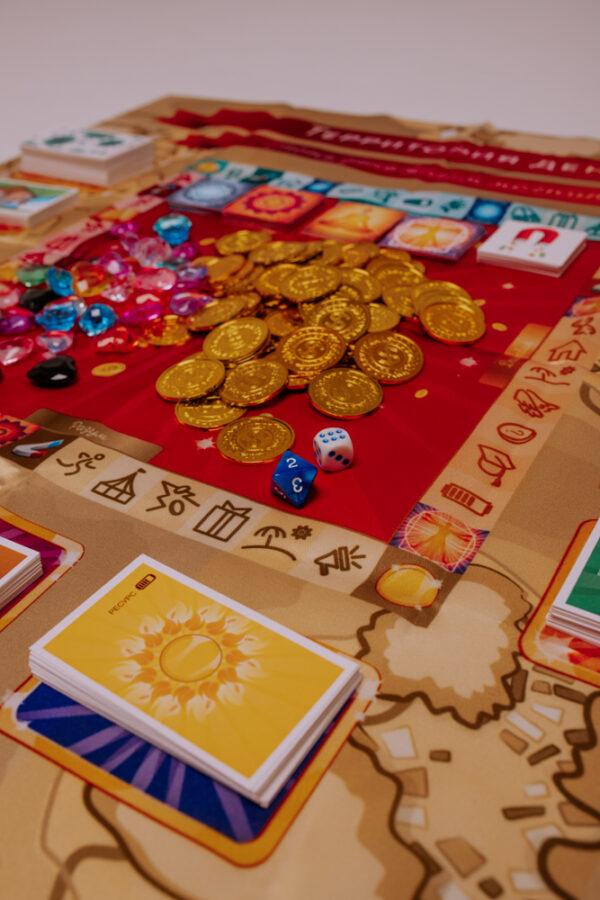 Территория денег, Макомания, психологическая игра, метафорические карты, интернет-магазин МАК, купить МАК